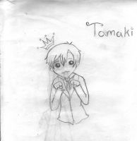 Tamaki by half-duck-half-girl