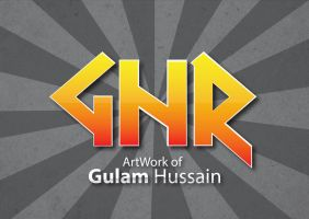 GHR New Logo V2 by GHussain