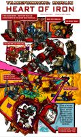 HEART OF IRON by Transformers-Mosaic