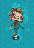 Tearaway :: Atoi by stinawo