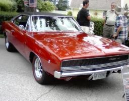 1968 Dodge Charger. by catsvsfox