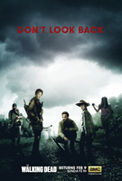 The Walking Dead Poster - Season 4 by AncoraDesign