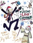 Merry Christmas Nostalgia Critic! by Spectra22