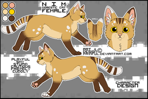 Nim Reference Sheet by Vencentio