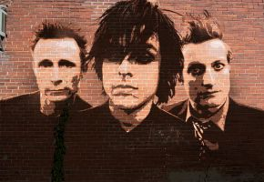 Green Day Graffiti 2 by queenseptienna