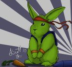 Jazz Jackrabbit by SnipeTheSorrow