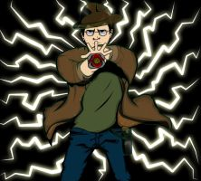 Linkara - It's morphin time by dansdaughter