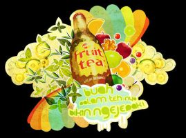 fruit tea 3 by cecilliahidayat