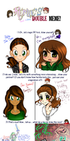 Double Meme With Spellcaster1298 by aiyann