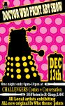poster Dalek dr who show 3 by artist tom kelly by TomKellyART
