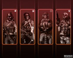 Battlefield 3 - Know Your Role RU by uros3D