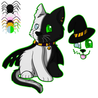 Halloween Point Auction! by CollectionOfWhiskers