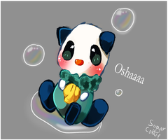 Osha, Oshabubble! by SugarCokkie
