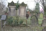 Jewish Cemetery Stock 18 by Malleni-Stock