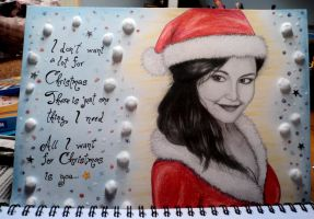 All I Want for Christmas is you... by LucyRedfield