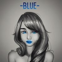 Blue by RiceOnStacks