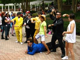 AWA 2012 - Gangnam Style 2 by vincent-h-nguyen