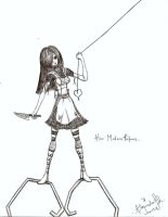 Alice: Madness Returns . by KlueLezz