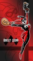 Harley Quinn by Red-Flare