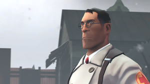 Medic Portrait by Moogly96