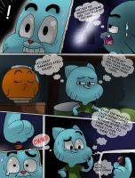 They Call Me Gumball pg 2 by WaniRamirez
