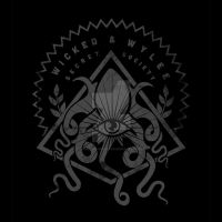 Wicked and Wylee Secret Society Tee by Cameron-Schuyler
