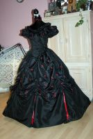 Flowerbud BallGown by debellespoupees