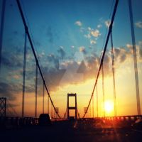 Chesapeake Bay Bridge 1 by heyyporcelain