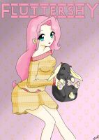 Fluttershy by Chibilory