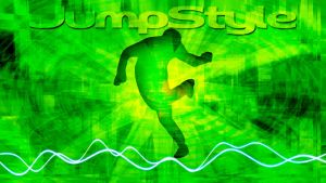 JumpStyle Wallpaper by zentron