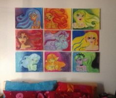 My Canvases by Tanis711