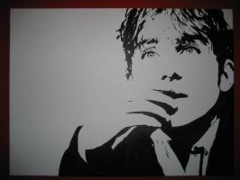 Damon Albarn by peterkitts