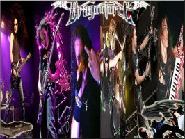Dragonforce Wallpaper by wishestobebetter