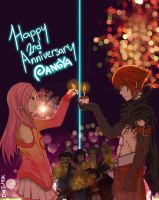 Pangya: Global 2nd Anniversary by EuFr1K