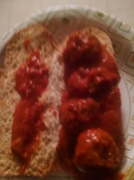 Meatball Sub by MechaDM