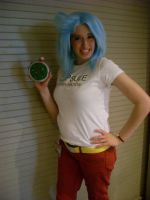 Bulma Brief 3 by CheesyHipster