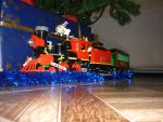 Lego Toy Story 3 Christmas Train 1 by commanderp5