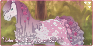Vday Quest Banner by LaCuisineFolle