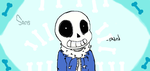 Sans by Faded-Echos