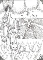 TWF Page Sketch 10 by x-EBee-x