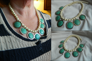 Turquoise Necklace by DOC-Ash1391