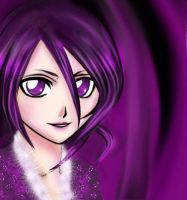 Rukia manga colored by Abyss-Valkyrie