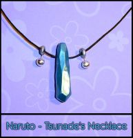 Naruto - Tsunade Necklace by YellerCrakka