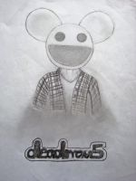 Deadmau5 my friend by Locozee
