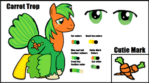 HPA: Carrot Trop by PacificIslanderGirl