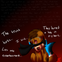 They burned a hole in my heart by eevee4everX3
