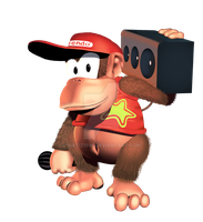 Diddy Kong Rap! by MatiZ1994