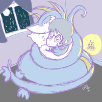 Serperior Bed by Rickz0r