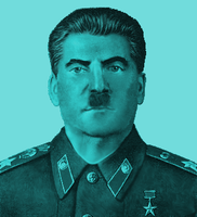Adolf Stalin by iRuleAllTehPies