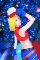 KOF||Blue Mary by sosochan1314
